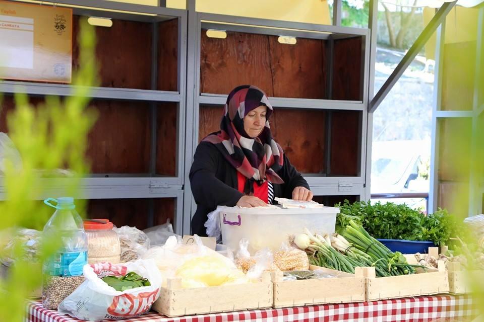 Şile Doğal Ürünler Pazarı
