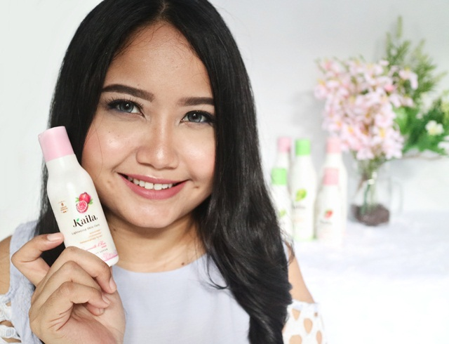Review Kaila Body Lotion