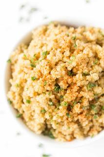 5-ingredient-garlic-butter-quinoa-8