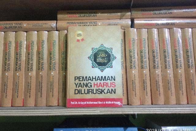 Cari Kitab Mafahim Yajibu an Tushohhah Original di Puncak Jaya