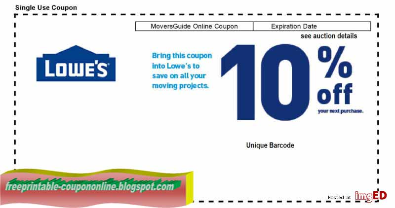 image relating to Lowes Coupons Printable identify On-line coupon codes for lowes / How towards generate a dorm house cooler