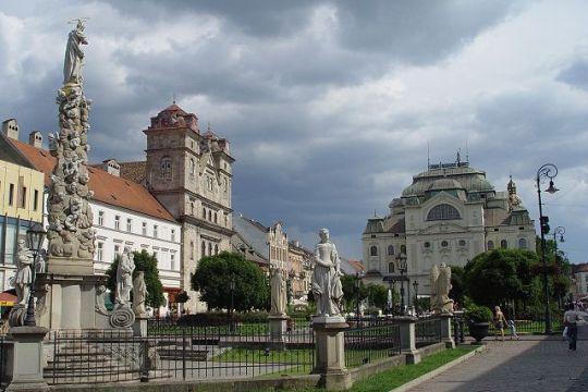 Košice, Slowakia