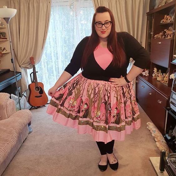 Pin Up Girl Clothing Hansel and Gretel Skirt