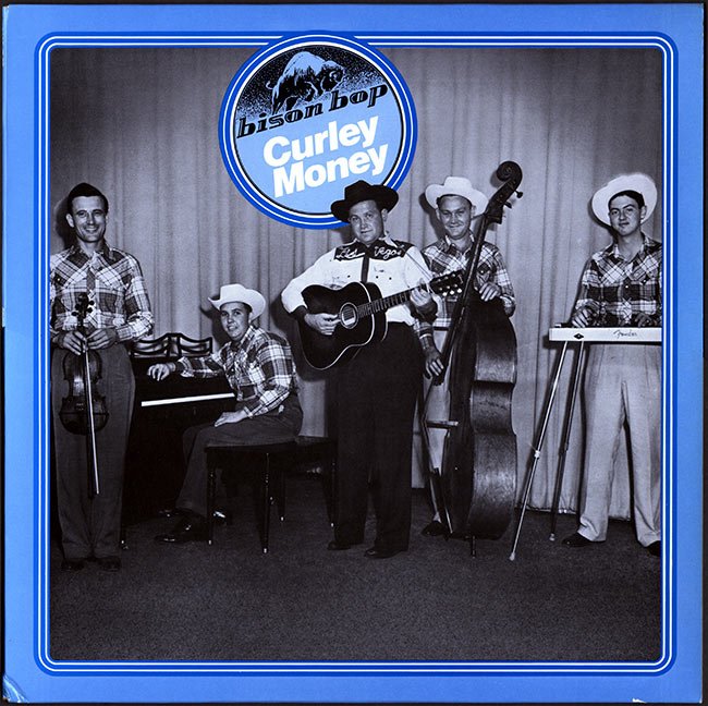 Curley Money Hurricane Baby Blue Heart