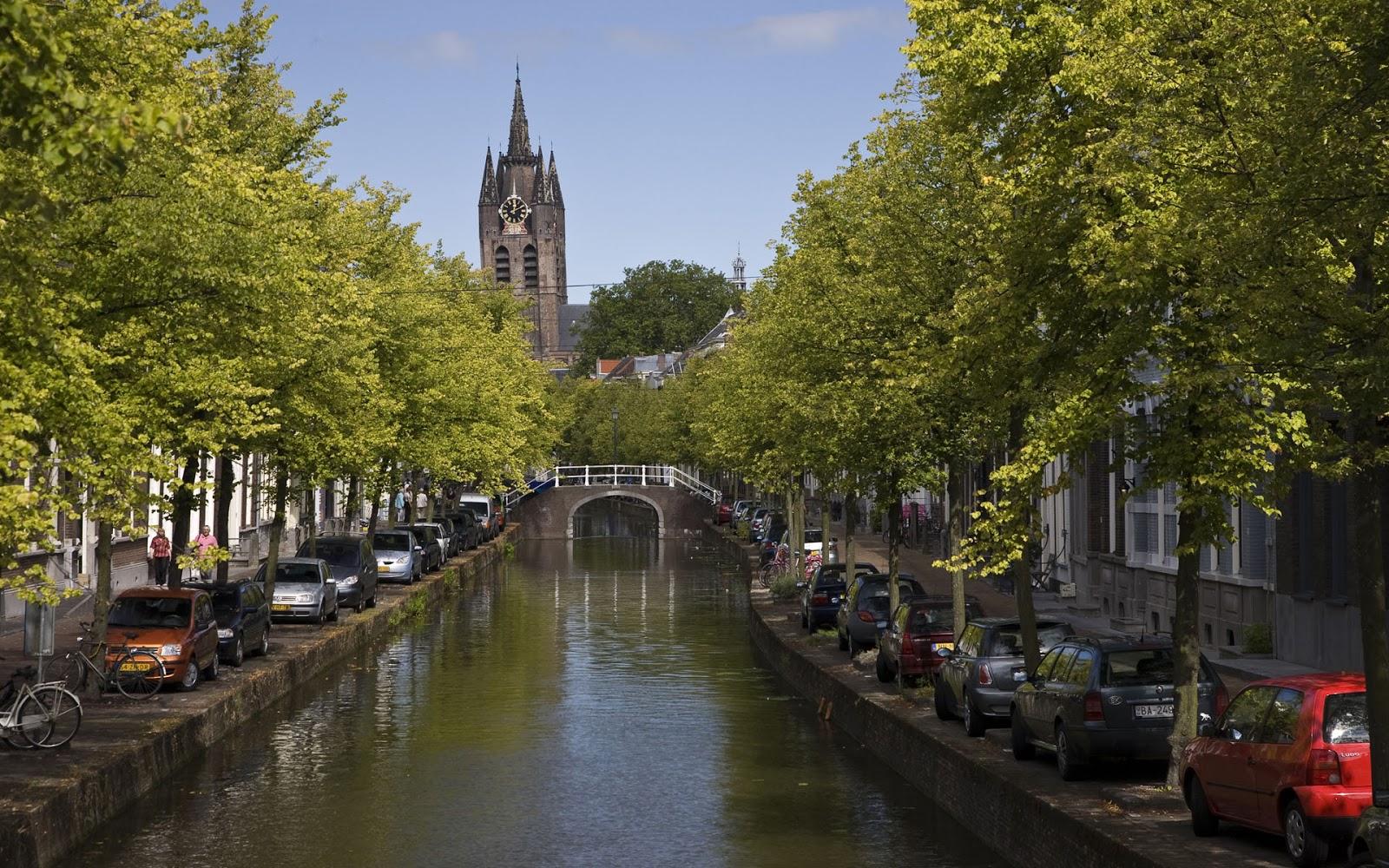 Holland Tourismus