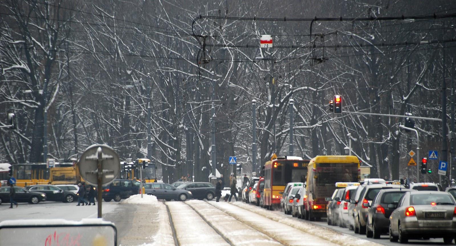 Warsawa, ibukota Polandia kini | W-wa Jeziorki