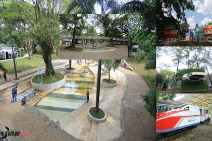 Wajah Baru Taman Lalu Lintas Ade Irma Suryani Nasution Bandung
