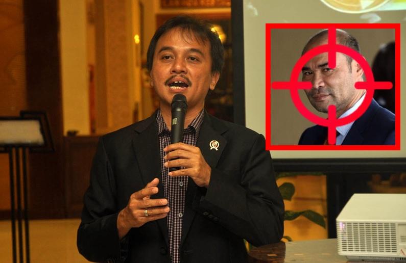 Roy Suryo vs Victor