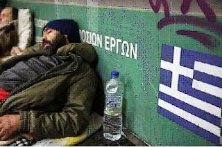 La 'cocaína de los pobres' amenaza las calles de Grecia