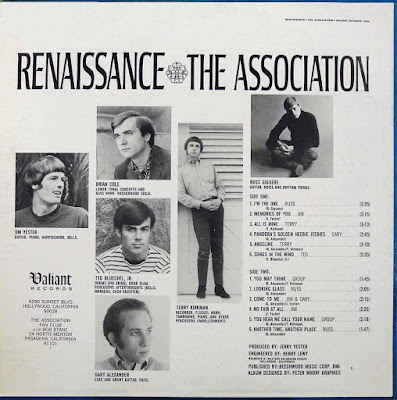 The Association -  Renaissance (1966)