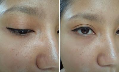 Eyeliner Beda Kanan Kiri Biasa Saja