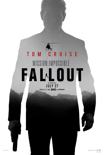 Mission Impossibile: Fallout Tom Cruise