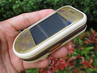 Nokia 7370 Fashion Phone Seken Mulus Langka Kolektor Item