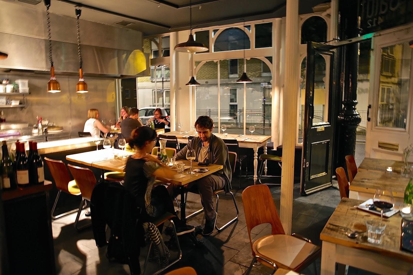 Glass Pub Kitchen Table