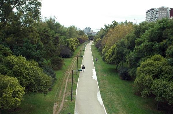 Jard n del turia valencia historia guia de jardin - Jardin del turia valencia ...