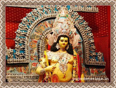 2018 Kartik Puja Date and Time