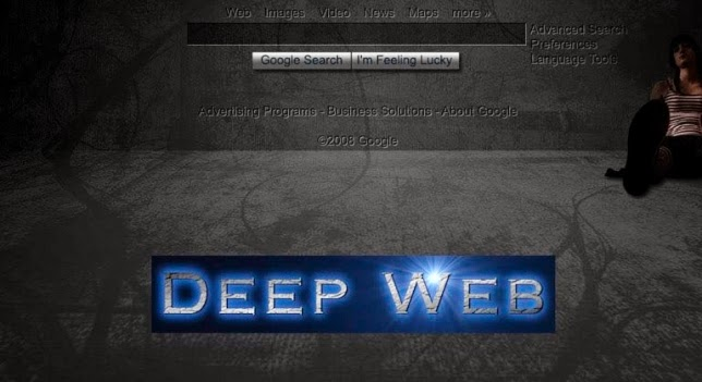 Deep Web o Internet profundo