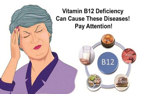 How Lack Of Vitamin B12 Intake Makes You Tired And Weak and 4 Foods Which Will Help You To Increase Its Levels!