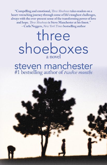Three Shoeboxes by Steven Manchester