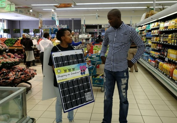 The 'Renewable Energy Champions' campaign was first launched by Greenpeace in April this year with the report 'Shopping Clean: Retailers and Renewable Energy'