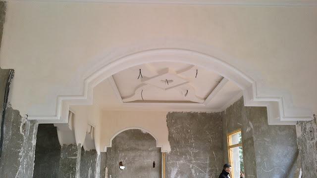 top arches platre