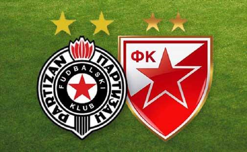 Fudbal: Partizan - Crvena zvezda DERBI online uživo prenos
