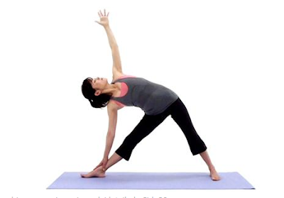 yoga untuk diet