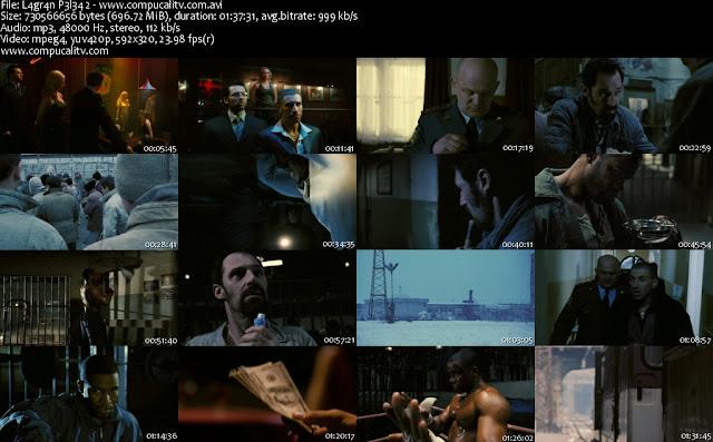Descargar La Gran Pelea 2 DVDRip Español Latino Película 2012