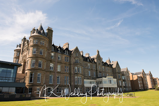 The Marine Hotel North Berwick Wedding Photography with Rachel and Paul