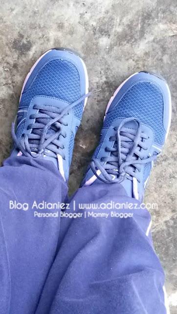 Gaya Hidup Sihat | Misi Bermula Dengan Hanya Berjalan