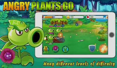 angry plants go android apk mod data download new version