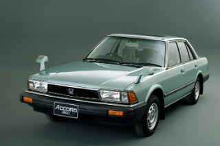 Honda Accord 1982