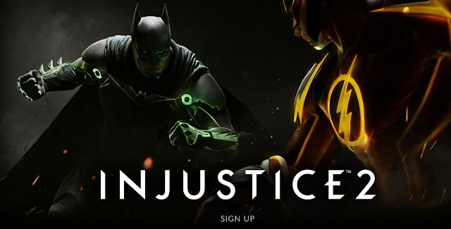 Injustice 2 permite ya apuntarse a su beta cerrada