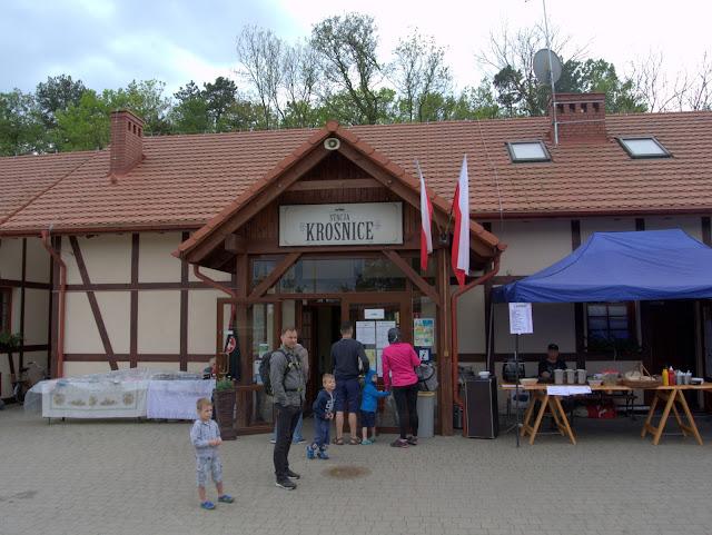 stacja Krośnice Kolejka