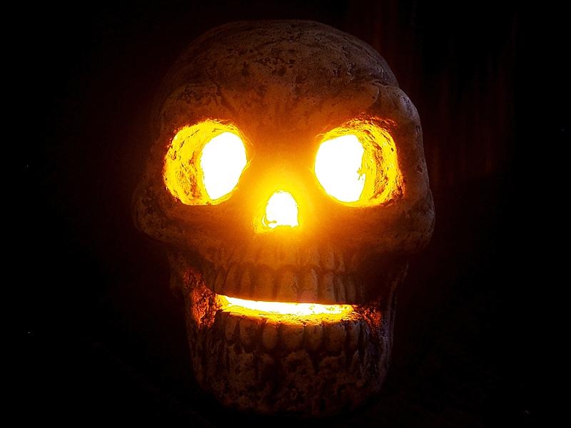 OTIS (Odd Things I've Seen): The 2017 OTIS Halloween Season