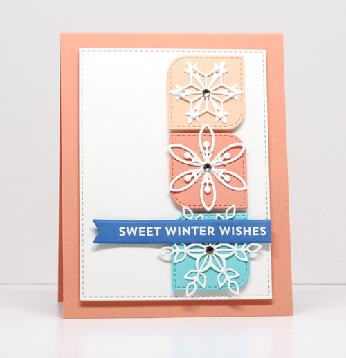 Handmade card by Jody Morrow featuring products from My Favorite Things #mftstamps