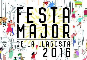 Programa Festa Major la Llagosta 2016