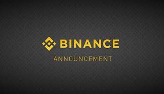 منصة Binance تكمل فترة تحديث النظام و تبدأ التداول وتعلن عن مسابقة بقيمة 50000 BNB للمجمتع