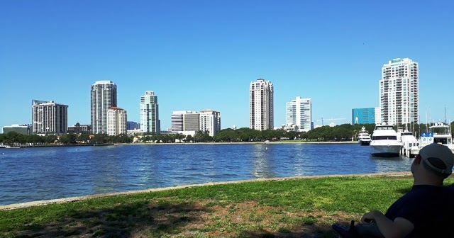 Waking up in a New Day and a New Place: St. Petersburg, Florida