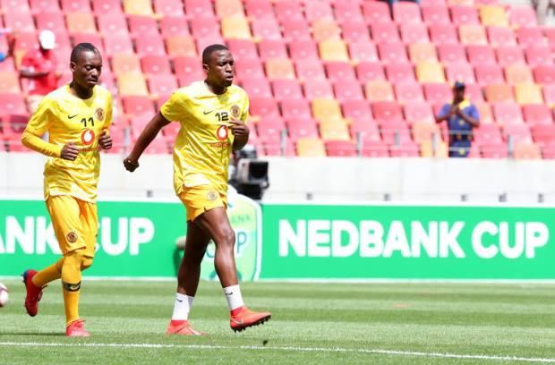 Kaizer Chiefs midfielder George Maluleka