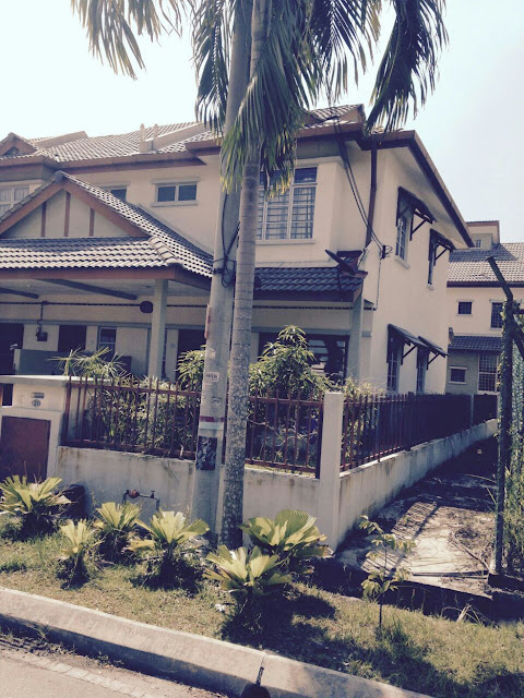 DOUBLE STOREY TERRACE HOUSE - END LOT @ TAMAN SUNGAI KAPAR INDAH, KAPAR, KLANG, SELANGOR