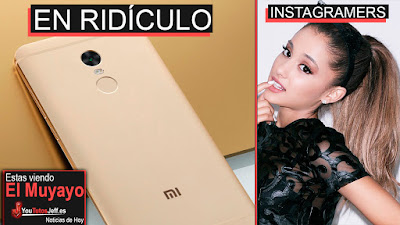 Xiaomi en ridiculo, noticias, instagramers, god of war, el muyayo, tecnologia
