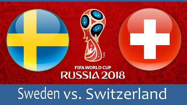 Sweden v Switzerland Full Match Replay 02 July 2018