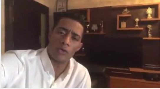 محمد رمضان يرد علي رئيس قنوات ام بي سي mbc مصر