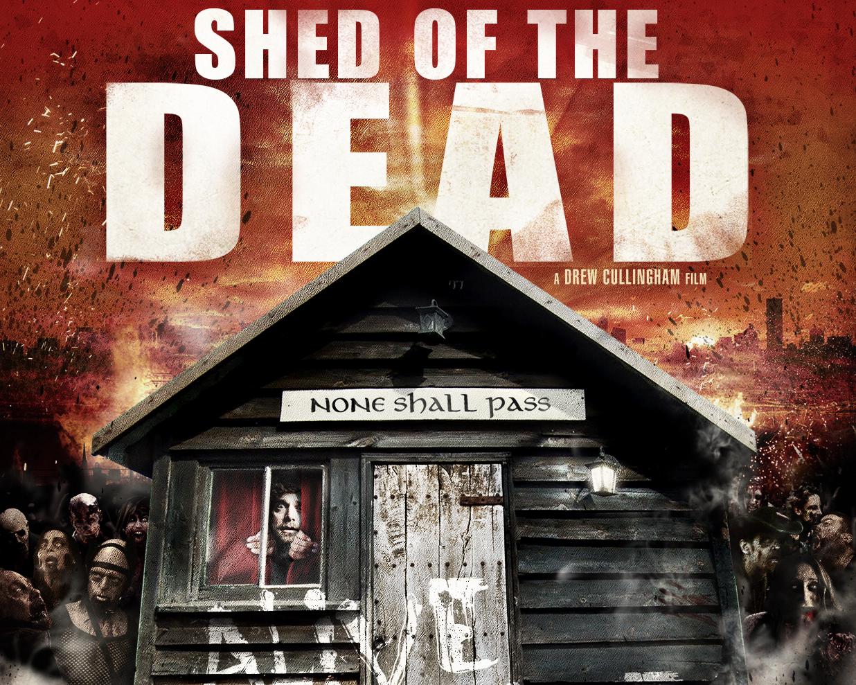 Shed of the Dead (2019)| Horror Comedy Film Review