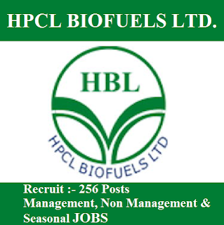 HPCL Biofuels Limited, HPCL Biofuels, HPCL Biofuels Answer Key, Answer Key, hpcl biofuels logo