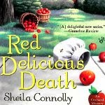Red Delicious Death Written by: Sheila Connolly Narrated by: Robin Miles