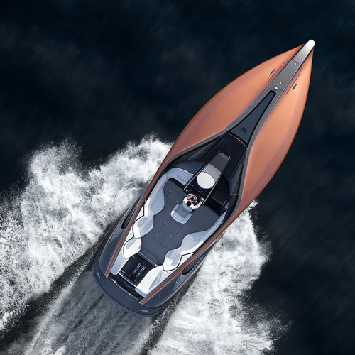 Tinuku Lexus V8 Sport Yacht Concept to bring tradition of luxury lifestyle brand into maritime premium segment