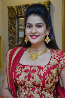 Jenny Honey in Stunning Dark Red Anarkali Dress at Splurge   Divalicious curtain raiser ~ Exclusive Celebrities Galleries 013.JPG