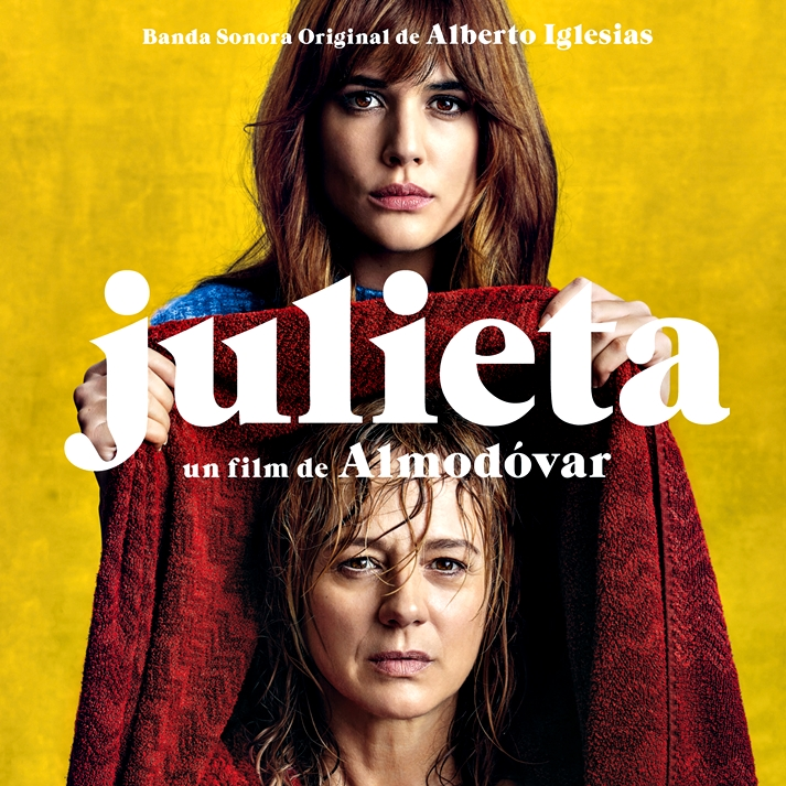 Julieta soundtrack